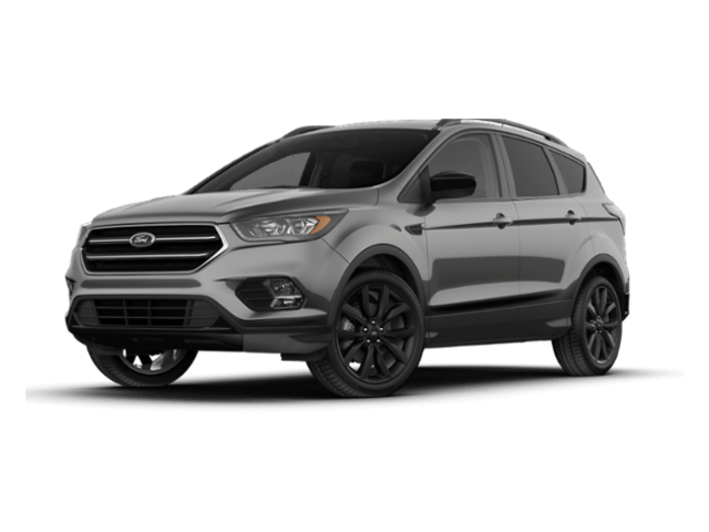 2018 Ford Escape SE SUV FWD SE